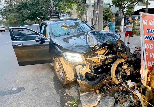 Truy tố tài xế tông chết người lái xe ôm, nữ tiếp viên hàng không bị thương - 2