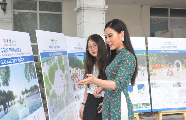 Hà Nội lấy ý kiến dân về phương án thiết kế Cột mốc số 0 bên hồ Hoàn Kiếm - 2
