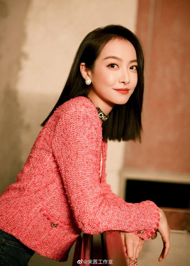 Dương Mịch đọ sắc cùng Lưu Thi Thi, Trương Quân Ninh - 11