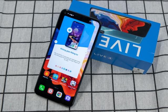 Khoảng 3-5 triệu đồng, chọn mua smartphone nào? - 4
