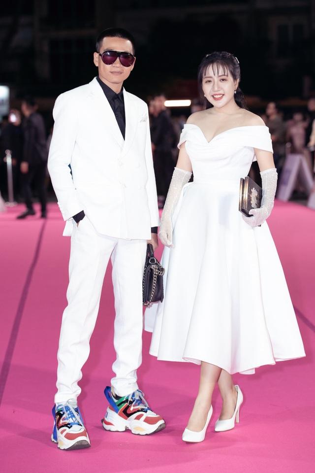 Dàn người đẹp rạng rỡ trên thảm đỏ Chung kết Hoa hậu Việt Nam 2020 - 11