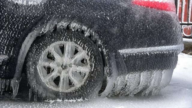 Thành phố Nga tê liệt vì mưa băng thảm họa - 6