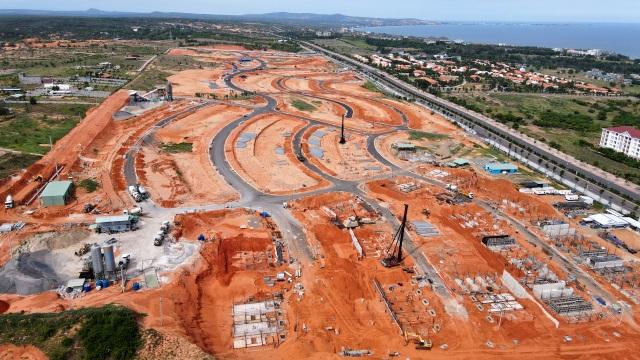 """Vì sao những dự án giao """"đất vàng"""" tại Bình Thuận không qua đấu giá? - 4"""