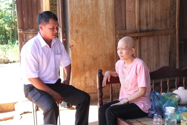 Xót xa cô giáo trẻ lầm lũi chống chọi ung thư trong căn nhà tạm trên rẫy - 6