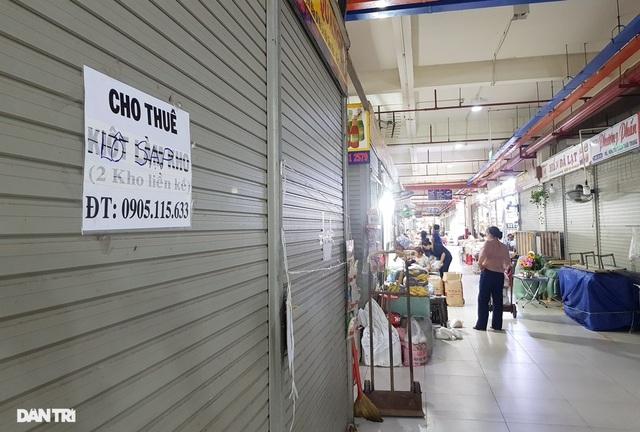 Ế ẩm vì Covid-19, tiểu thương chợ Đầm Nha Trang ồ ạt sang nhượng lô sạp - 3