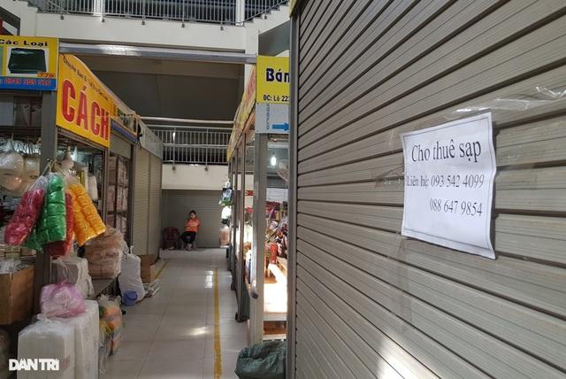 Ế ẩm vì Covid-19, tiểu thương chợ Đầm Nha Trang ồ ạt sang nhượng lô sạp - 2