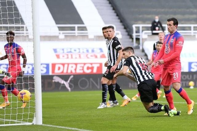 "Newcastle 0-2 Chelsea: Phá ""ải"" St James Park thành công - 12"