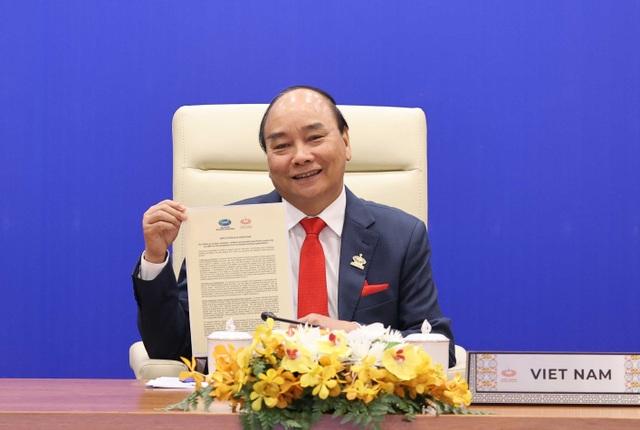 Thủ tướng Nguyễn Xuân Phúc nêu các đề xuất chiến lược thúc đẩy hợp tác APEC - 2