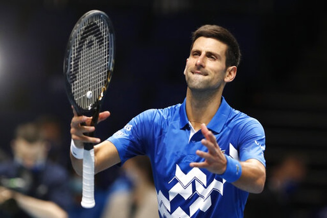 ATP Finals: Djokovic đối đầu với Thiem tại bán kết - 1