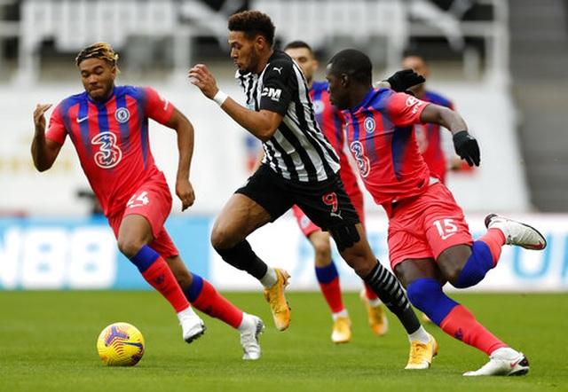 "Newcastle 0-2 Chelsea: Phá ""ải"" St James Park thành công - 14"