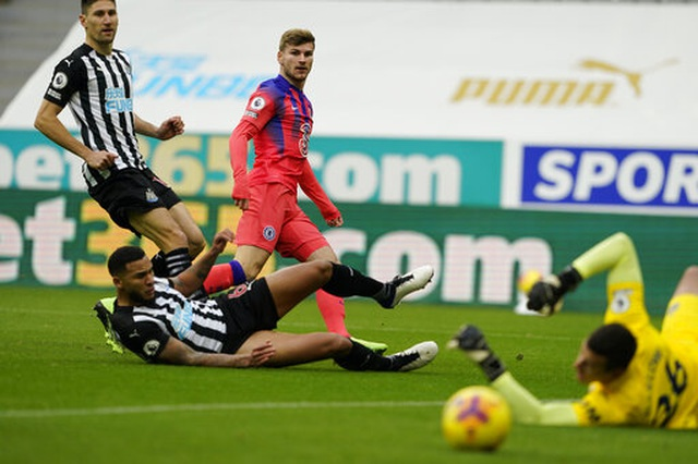"Newcastle 0-2 Chelsea: Phá ""ải"" St James Park thành công - 13"