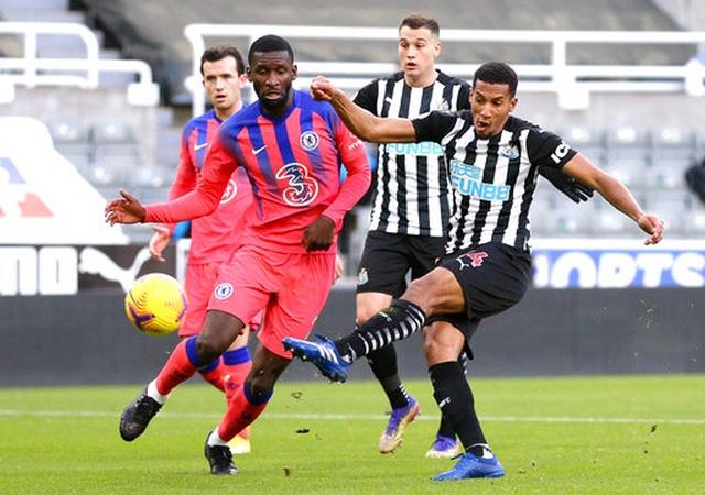 "Newcastle 0-2 Chelsea: Phá ""ải"" St James Park thành công - 5"