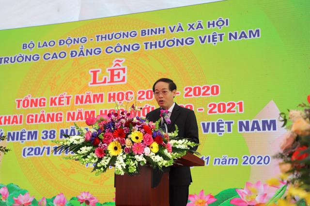 Cao đẳng Công thương Việt Nam: Đào tạo những gì doanh nghiệp, người học cần - 1