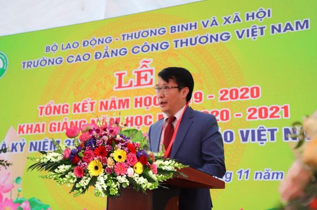 Cao đẳng Công thương Việt Nam: Đào tạo những gì doanh nghiệp, người học cần - 3