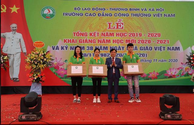 Cao đẳng Công thương Việt Nam: Đào tạo những gì doanh nghiệp, người học cần - 4