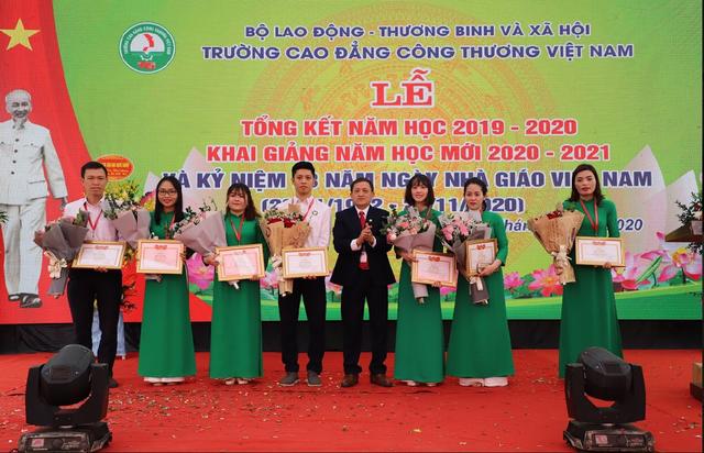 Cao đẳng Công thương Việt Nam: Đào tạo những gì doanh nghiệp, người học cần - 5