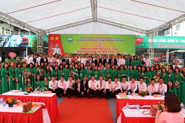 Cao đẳng Công thương Việt Nam: Đào tạo những gì doanh nghiệp, người học cần - 6