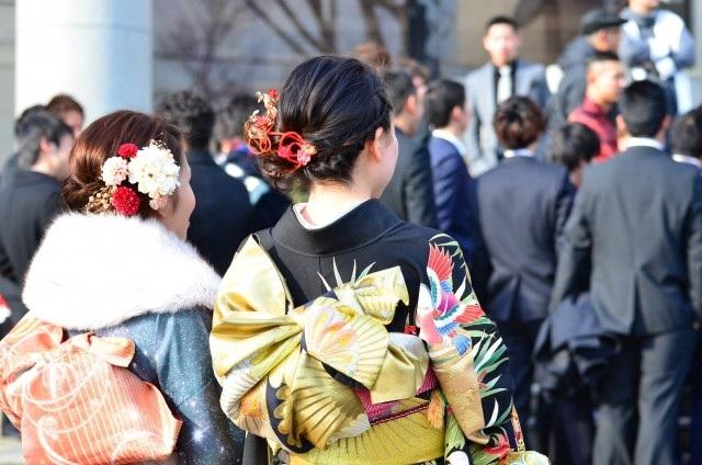 Furisode: Loại kimono giúp các thiếu nữ thể hiện tình yêu - 2