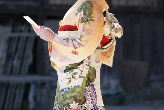 Furisode: Loại kimono giúp các thiếu nữ thể hiện tình yêu - 3