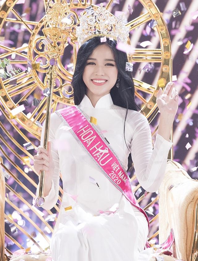 Cuộc sống đời thường giản dị của tân Hoa hậu Việt Nam 2020 - Đỗ Thị Hà - 1