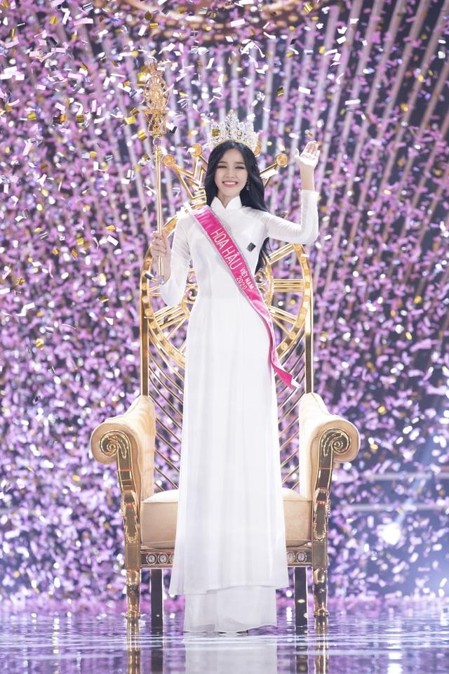 Đỗ Thị Hà giành vương miện Hoa hậu Việt Nam 2020 - 1