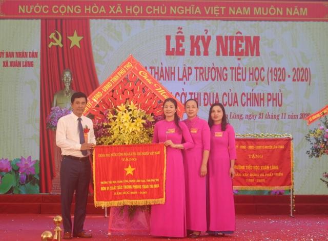 """Ngôi trường 100 năm tuổi ở """"làng tiến sĩ"""" tại tỉnh Phú Thọ - 1"""