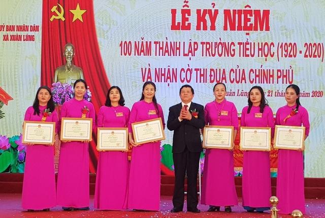"""Ngôi trường 100 năm tuổi ở """"làng tiến sĩ"""" tại tỉnh Phú Thọ - 2"""