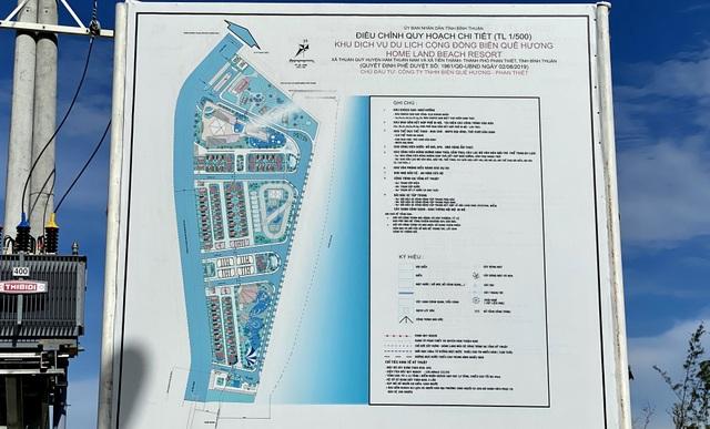 """Vì sao những dự án giao """"đất vàng"""" tại Bình Thuận không qua đấu giá? - 8"""