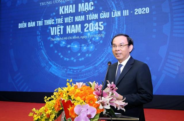 Trí thức trẻ đề xuất giải pháp phát triển Việt Nam bền vững tới 2045 - 2
