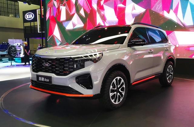 Kia Sportage 2021 vừa ra mắt tại Trung Quốc có gì khác? - 1