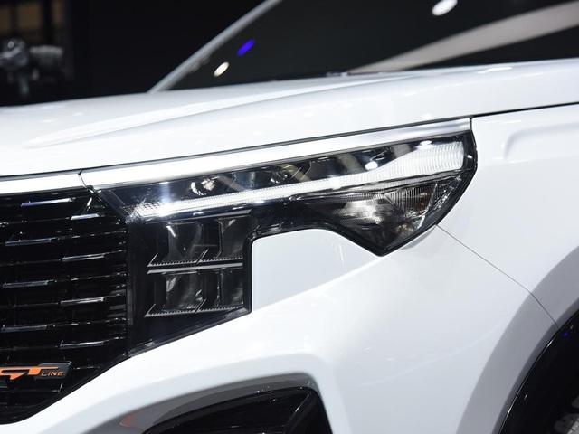Kia Sportage 2021 vừa ra mắt tại Trung Quốc có gì khác? - 5