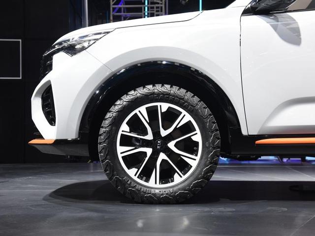 Kia Sportage 2021 vừa ra mắt tại Trung Quốc có gì khác? - 6