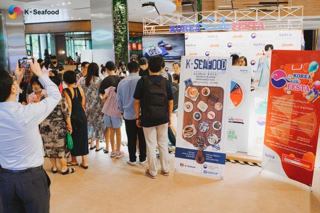 Korea Sale Festa 2020 - Lễ hội hàng tiêu dùng Hàn Quốc tại Việt Nam - 1