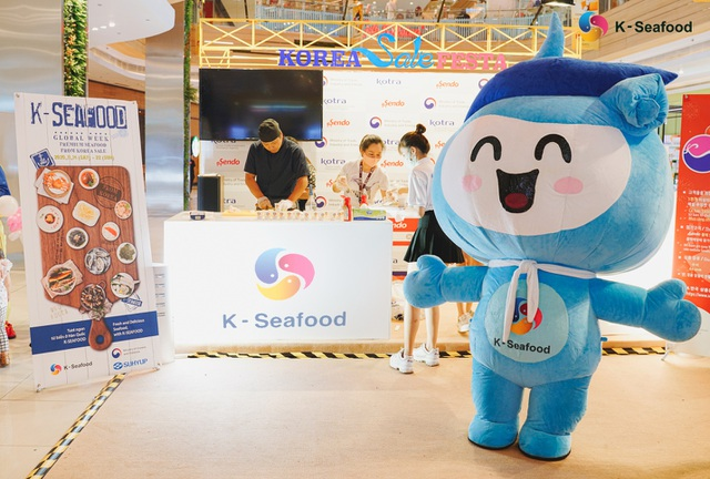 Korea Sale Festa 2020 - Lễ hội hàng tiêu dùng Hàn Quốc tại Việt Nam - 2