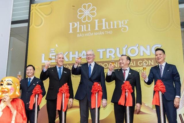 """""""Lội ngược dòng"""" giữa khủng hoảng thị trường, Phú Hưng Life tăng trưởng đột phá trong năm 2020 - 1"""