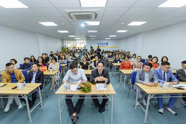 VISIO- Khai giảng Khóa ôn thi chứng chỉ hành nghề đại lý thuế tại Hà Nội - 2