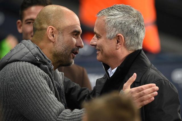 """Pep Guardiola - Mourinho: Đại chiến của những """"người từng trải"""" - 3"""