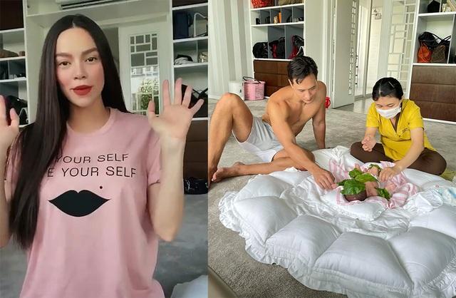 """Phạm Quỳnh Anh đăng ảnh bán nuy, đáp trả cộng đồng mạng """"cực gắt"""" - 6"""