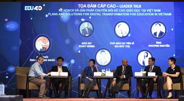 Diễn đàn phát triển giáo dục 4.0 phù hợp với thực tiễn Việt Nam - 3