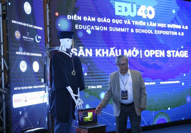 Diễn đàn phát triển giáo dục 4.0 phù hợp với thực tiễn Việt Nam - 2