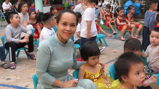 Ấm lòng học sinh mầm non tri ân ngày Nhà giáo Việt Nam 20/11 - 3