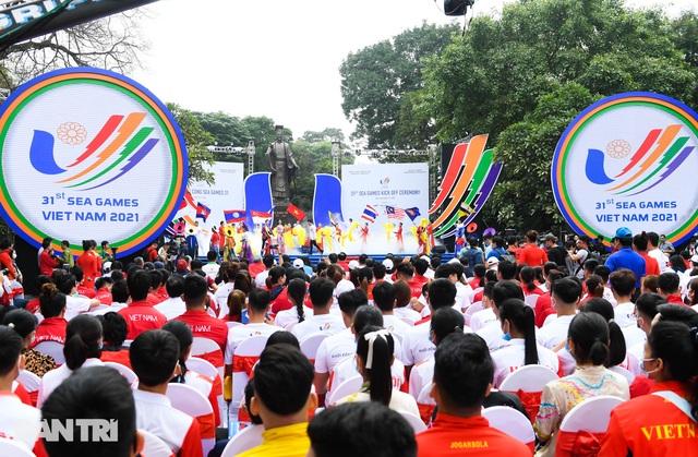Việt Nam đã sẵn sàng khởi động cho SEA Games 31 - 1
