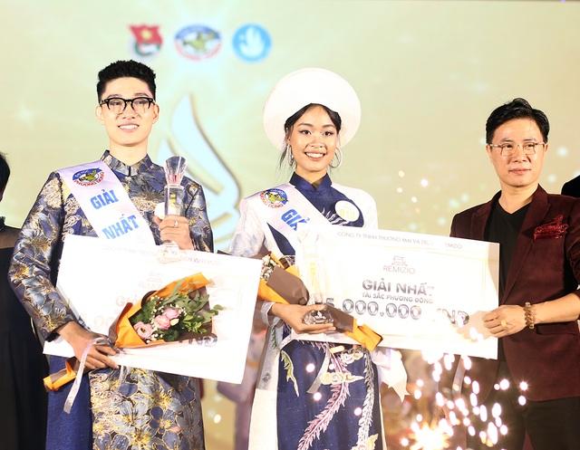 Lộ diện cặp đôi đăng quang Tài sắc Phương Đông 2020 - 2