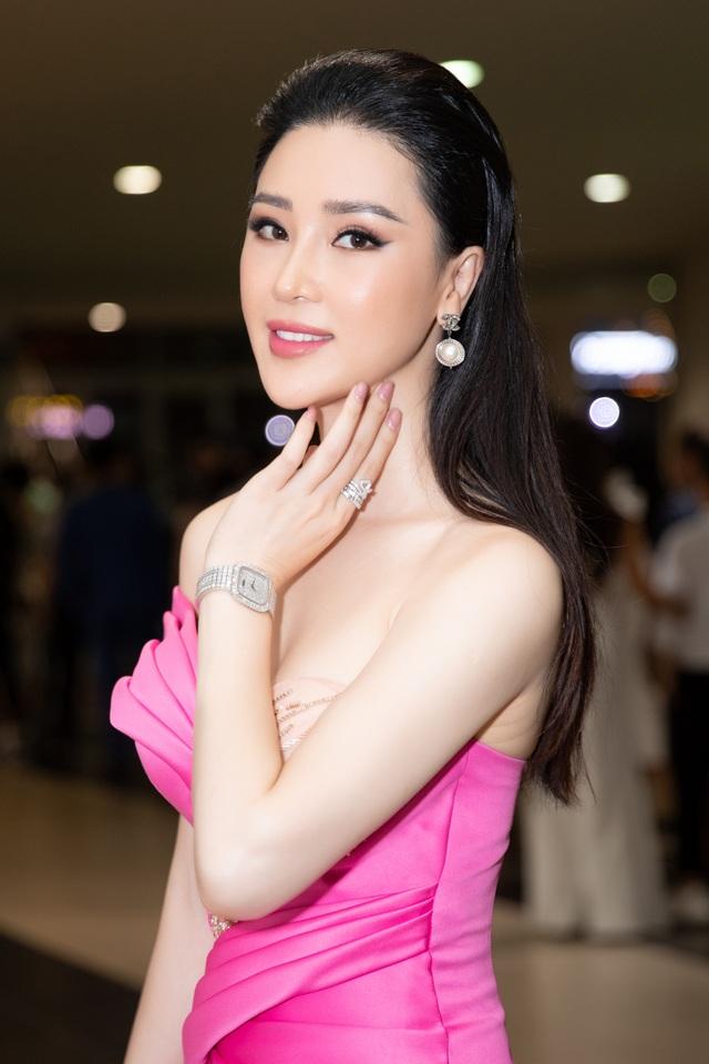 """Thái Như Ngọc: """"Tôi bị lôi cuốn bởi nét đẹp của Đỗ Thị Hà"""" - 1"""