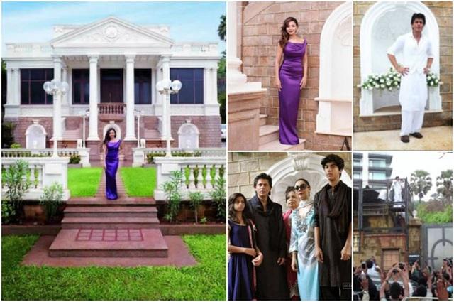 """Homestay """"có một không hai"""" tại nhà của cặp đôi siêu đẳng Bollywood - 2"""