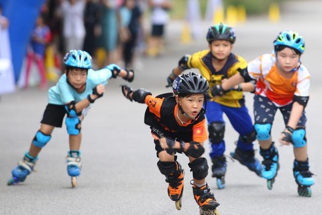 Giải đấu tìm kiếm tài năng cho đội tuyển trượt băng tốc độ Việt Nam - 1
