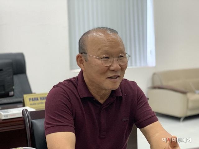 HLV Park Hang Seo nói lời gan ruột về bóng đá Việt Nam - 1