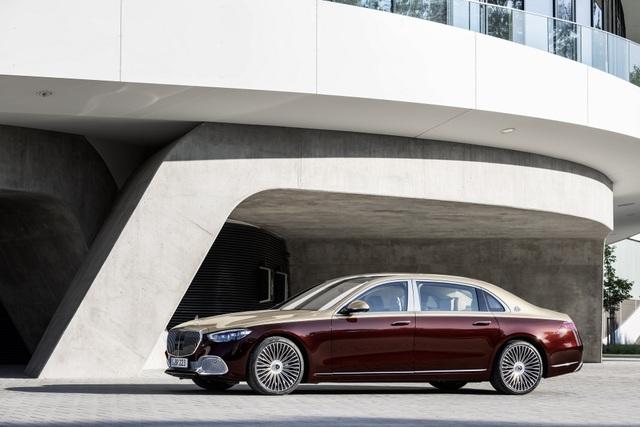 Mercedes-Maybach S-Class 2021 - Định nghĩa mới về sedan hạng sang - 13