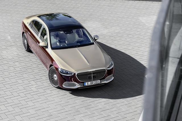 Mercedes-Maybach S-Class 2021 - Định nghĩa mới về sedan hạng sang - 27