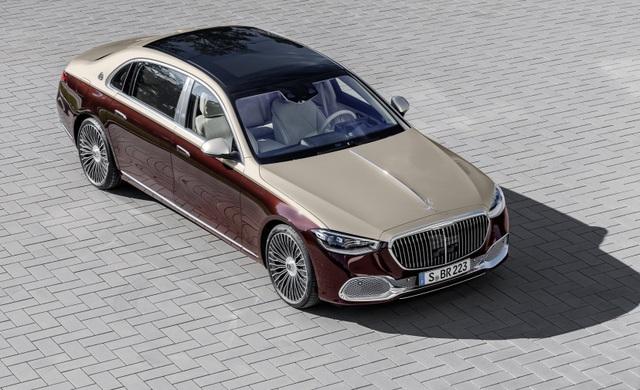Mercedes-Maybach S-Class 2021 - Định nghĩa mới về sedan hạng sang - 3
